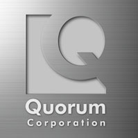 Quorum Corporation logo